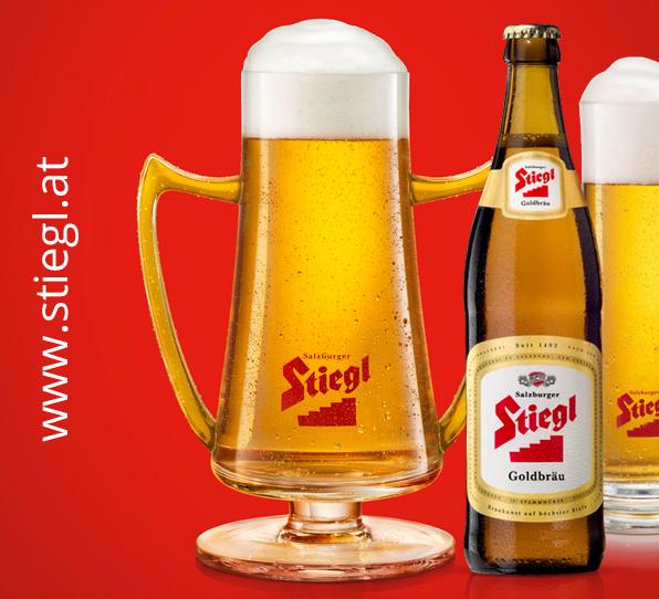Stiegl Bier Salzburg